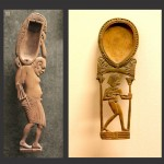 Ancient Egyptian Cosmetic Spoons of the New Kingdom